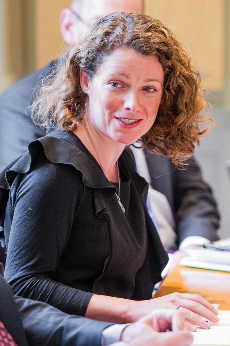 Kirsty Gogan, director, Energy for Humanity