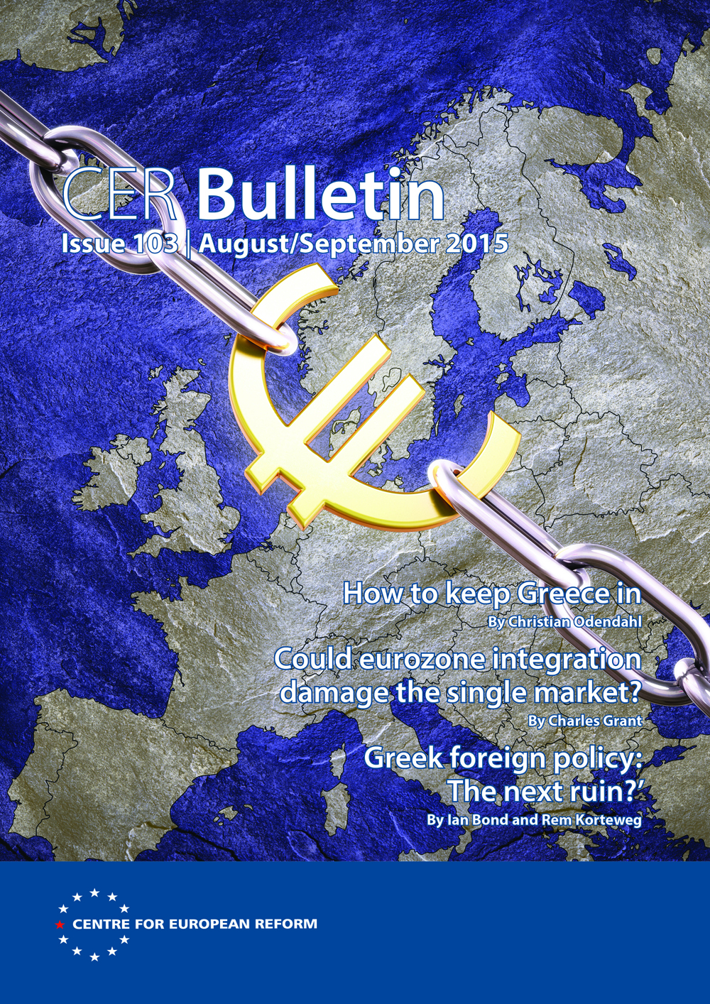 Bulletin issue 103 August/September 2015