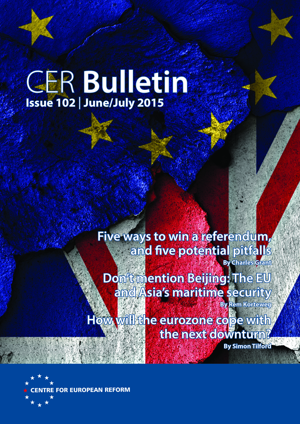 Bulletin issue 102 June/July 2015