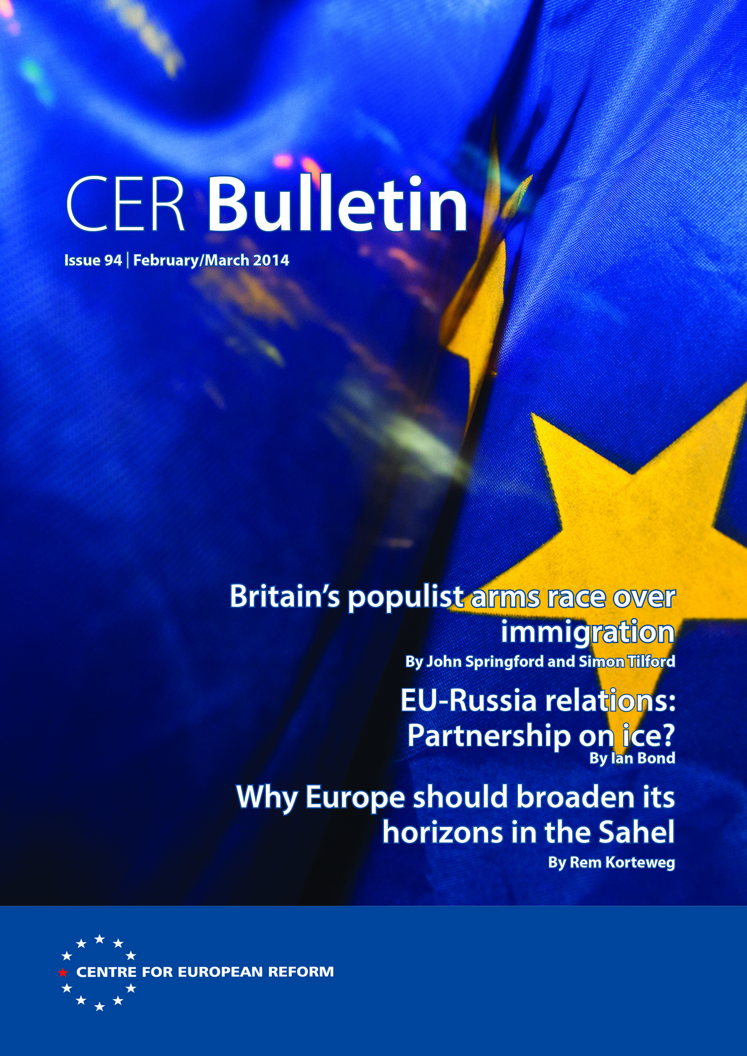 Bulletin issue 94 February/March 2014