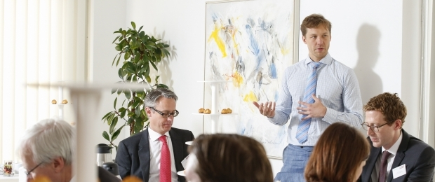 Breakfast on 'The future of the EU digital single market' with Juhan Lepassaar