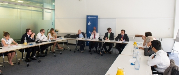 Lunch discussion on 'Banks and the capital markets union'