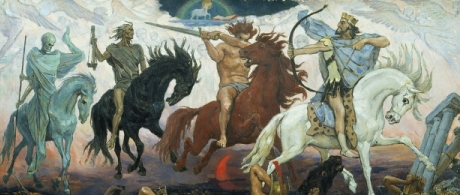 Beware the four horsemen circling Europe: Greece, Russia, migrants and the Brexi