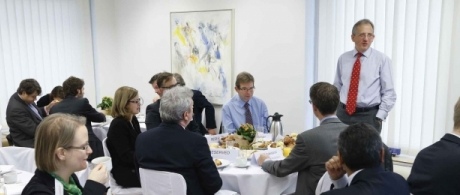 Breakfast on 'Britain and the EU: Future direction'