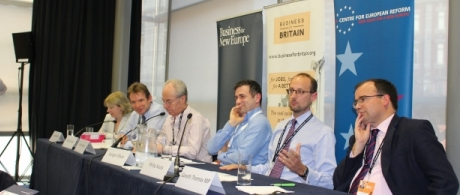 BfB/BNE/CER fringe event at the Labour Party conference