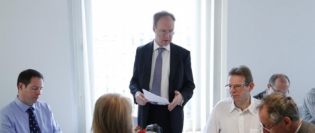 Breakfast on 'Reforming the EU' with Ivan Rogers