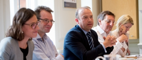 Launch: 'A ten-point plan to strengthen Westminster with Chris Heaton-Harris MP