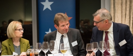 Dinner on 'The banking union, one year on' spotlight image