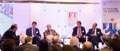FT Future of Europe Leadership Series: Capital markets union breakfast briefing