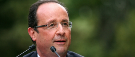 Hollande visit fraught with friction
