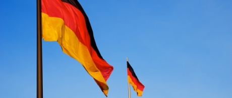 Germany sees itself as Europe's grown-up, children sullen spotlight image