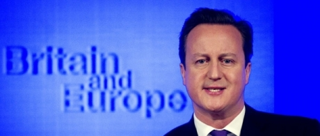 David Cameron's speech on the UK and the EU