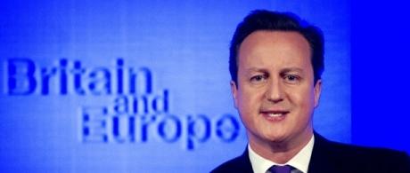 David Cameron: The good European spotlight image
