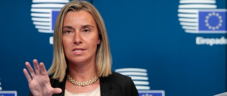 EU's new foreign policy chief Federica Mogherini - soft on Russia?