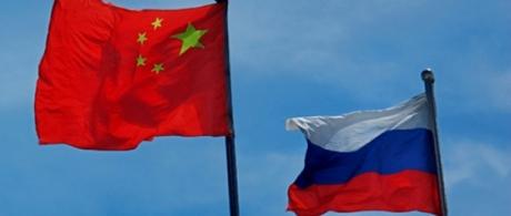 Putin and China