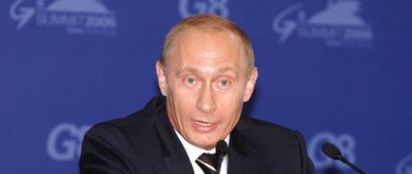 High stakes limit bid to cow Putin