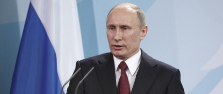 Putin in Vienna amid diplomatic push to deter sanctions