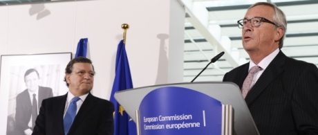 Juncker's three steps to improve the Commission's standing in the EU