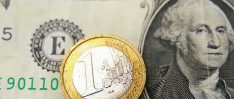 Weak dollar strong euro?