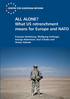 All alone? What US retrenchment means for Europe and NATO