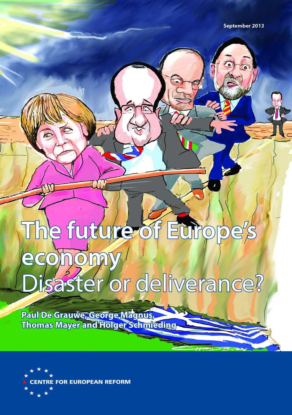 The future of Europe's economy: Disaster or deliverance?