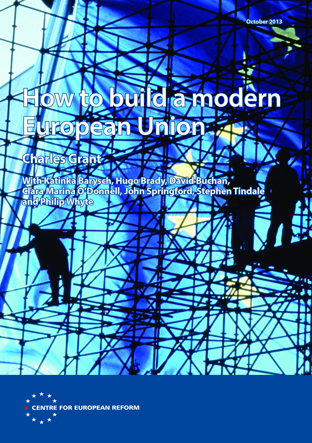 How to build a modern European Union