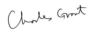 Charles Grant signature
