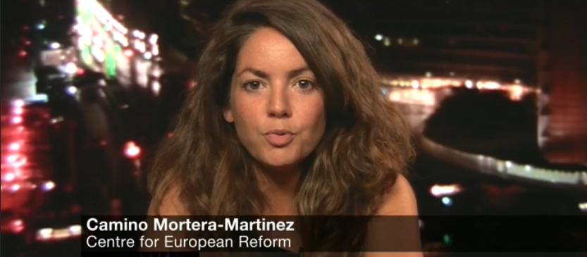 The Calais crisis: Discussion with Mark Reckless and Emily Maitlis