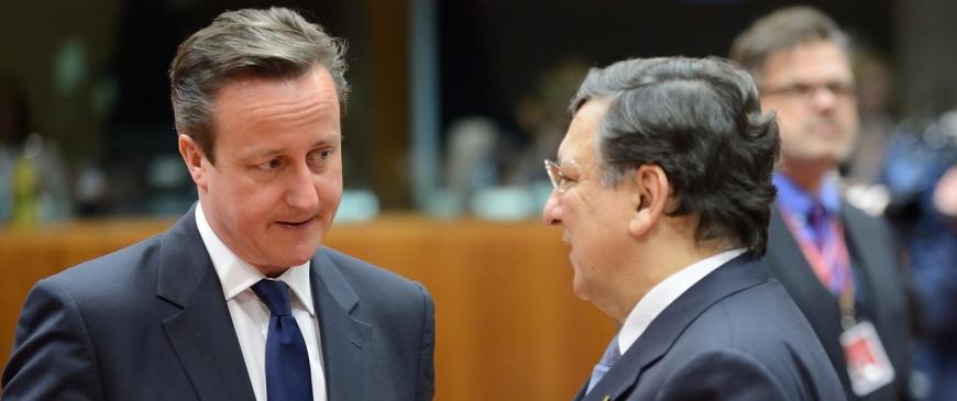 La probabilité d'une sortie de l'Union du Royaume-Uni a augmenté