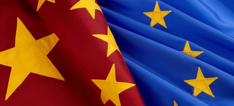 Europe must build a strategic alliance with China
