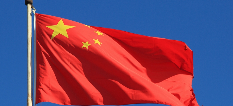 China - A hard turn