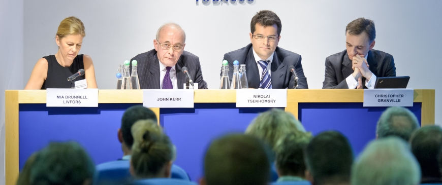 Seminar on 'Russia in transition, the impact of the elections on the economy'
