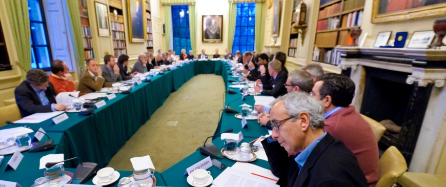 Conference on 'The state and the market after the financial crisis'