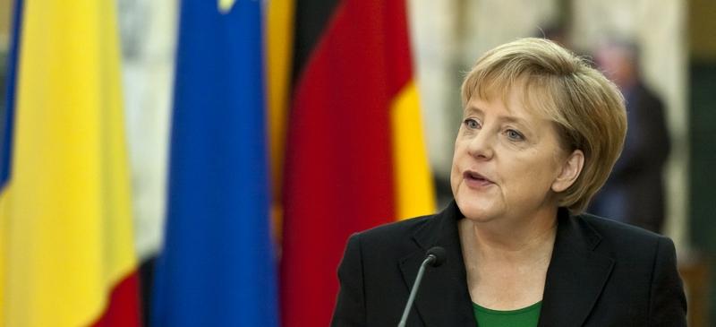 Angela Merkel and the euro crisis: Women in leadership