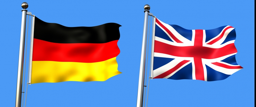 UK and Germany: Exasperated allies
