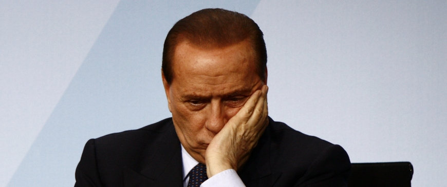 Has Berlusconi finally run out of political lives?