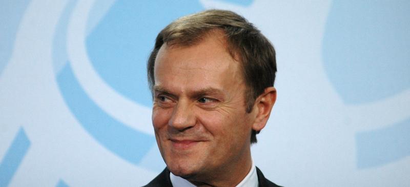 Tusk says he won't run for EC presidency spotlight image