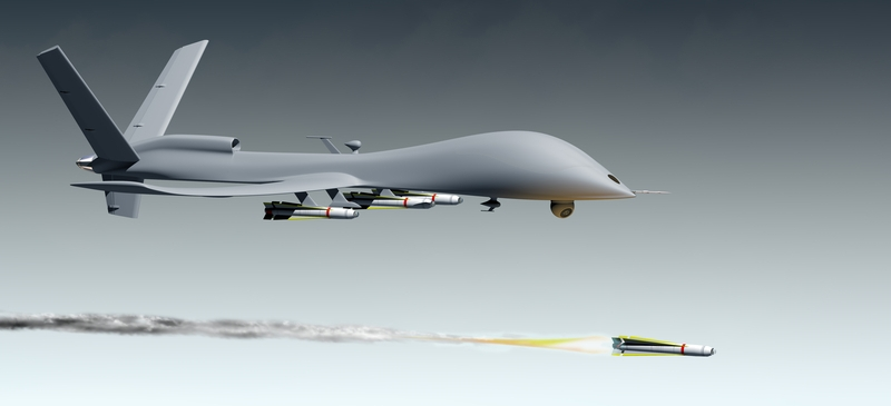 France 'to buy US drones'