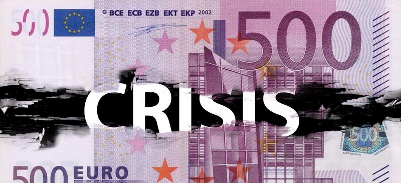 Eurozone sets bleak record of longest term in recession spotlight image
