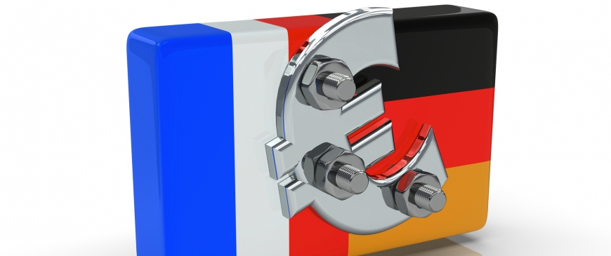 As Europe struggles, the Franco-German alliance turns testy
