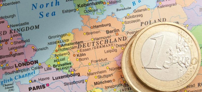 Slowdown in Germany worries eurozone