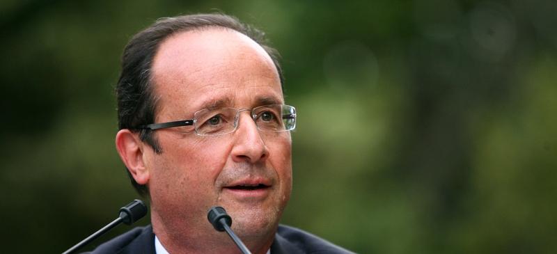 Hollande one year on
