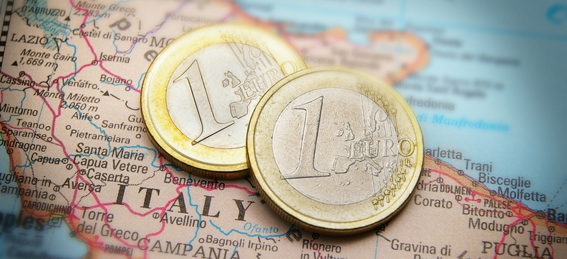 Is Italy headed for a Greece-style bailout? spotlight image