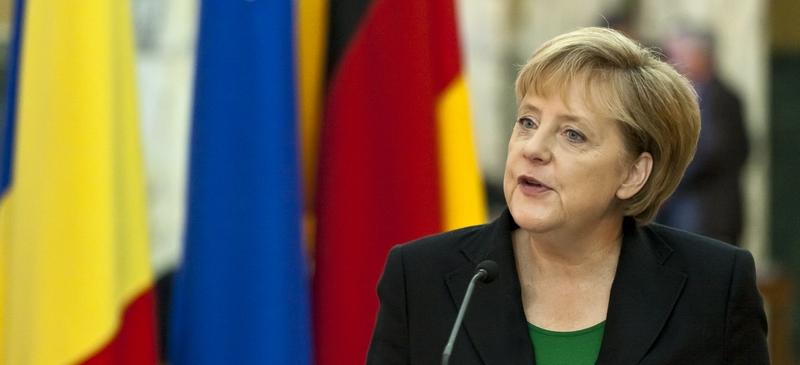 Eurosceptics poised for German breakthrough, hurting Merkel