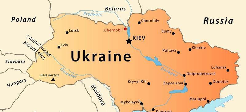 Door betogers belaagde Oekraïense president belooft Europese Unie beterschap