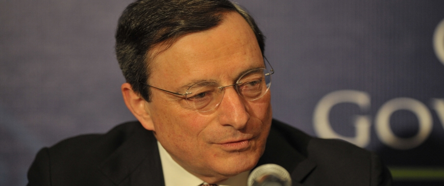 Stock markets rally as ECB chief suggests further eurozone stimulus