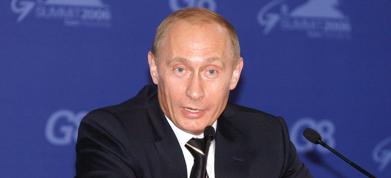 The week the dam broke in Russia and ended Putin's dreams