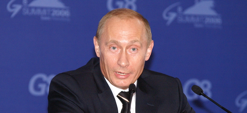Year in review 2014: Russian president Vladimir Putin goes back to the USSR