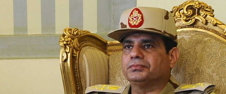 Europe's struggle for influence in Egypt
