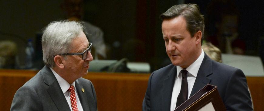 Britain's renegotiation: Advice to Mr Cameron
